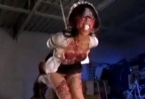 【拷問映像】日本人レズビアンカップルの陵辱プレイがヒドいイジメにしか見えない件