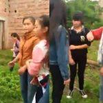 ※【イジメ動画】ビンタ!ビンタ!ビンタの連続!中国の女子学生がされるヒドいイジメが胸糞すぎる