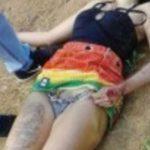 ※【閲覧注意】イケイケの17歳少女、さんざんレ●プされた後・・・