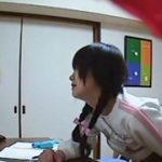 ※小×生の教え子の親が外出中に逆らえない少女をレ●プし隠しカメラで撮影した記録!