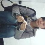 ※和式公衆トイレで放尿する超美形OLのアソコをモロ盗撮!名作放尿シーン集【無修正】