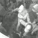 ※ナイトクラブ前で少女が大人男性から集団暴行され子宮破裂した事件の一部始終映像!