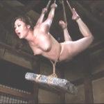 ※【緊縛拷問】拷問に耐えながら快感の吐息を漏らすM女