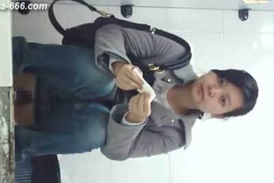 中国トイレ盗撮