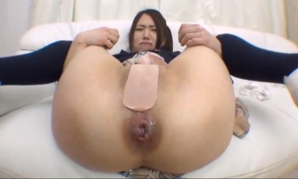 女子高生アナル